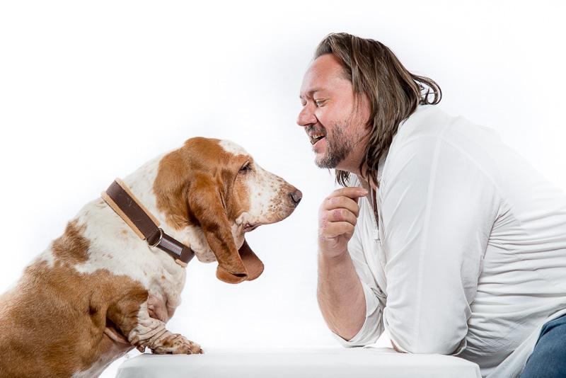 Michael Vukmirovic ist seit Ende 2017 unser Co Trainier für die Hundekurse