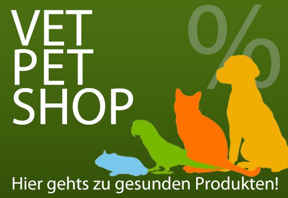 Webshop der Tierarztpraxis Grath